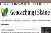 Geocatching i Skåne